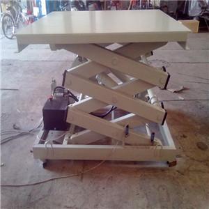 济南金尊升降机械公司剪叉式升降台