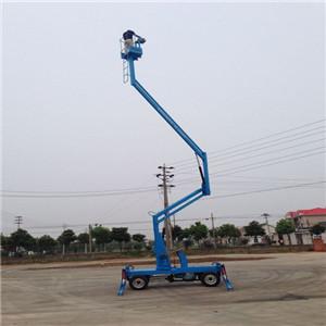 2016年济南金尊升降机械热卖的几款液压升降平台