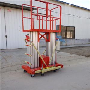 石家庄铝合金升降机电动升降平台有那些用途