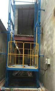 电动升降平台有哪些设计原理 液压升降货梯